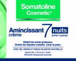 Somatoline Cosmetic Amaincissant 7 Nuits Crème 400ml à Bordeaux