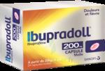 IBUPRADOLL 200 mg, capsule molle à Bordeaux