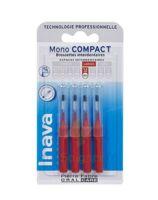 Inava Brossettes Mono-compact Rouge Iso 4 1,5mm à Bordeaux