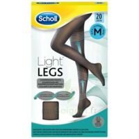 Scholl Light Legs™ Collants 20D Noir S à Bordeaux