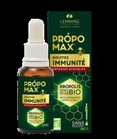 Lehning Propomax Immunité Propolis Verte Bio Extrait Sans Alcool Fl/30ml à Bordeaux