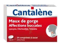 CANTALENE, comprimé à sucer à Bordeaux