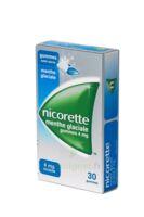 NICORETTE 4 mg Gom à mâcher médic sans sucre menthe glaciale Plq/30gom à Bordeaux