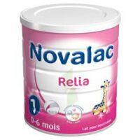 NOVALAC RELIA 1, 0-6 mois bt 800 g à Bordeaux