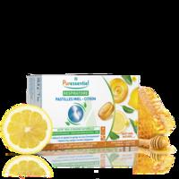 Puressentiel Respiratoire Pastilles Respiratoire Gorge Miel-citron - 18 Pastilles à Bordeaux