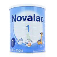 NOVALAC LAIT 1 , 0-6 mois BOITE 800G à Bordeaux