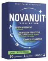 Novanuit Triple Action B/30 à Bordeaux