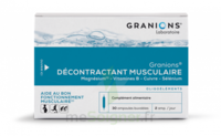 Granions Décontractant Musculaire Solution Buvable 2b/30 Ampoules/2ml à Bordeaux