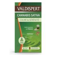 Valdispert Cannabis Sativa Caps Liquide B/24 à Bordeaux