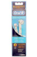 Brossette De Rechange Oral-b Ortho Care Essentials X 3 à Bordeaux