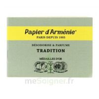 Papier D'arménie Traditionnel Feuille Triple à Bordeaux