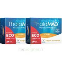 THALAMAG FORME PHYSIQUE & MENTALE Magnésium Marin Fer Vitamine B9 Gélules 2B/60 à Bordeaux