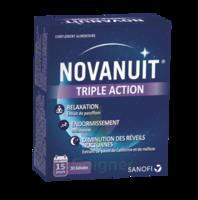 NOVANUIT Triple action Gélules B/30 à Bordeaux