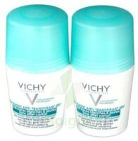 Vichy Déodorant Anti-transpirant Bille Anti-trace Lot à Bordeaux