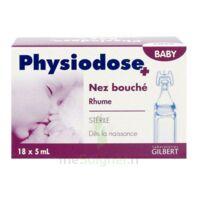 BABY RHUME NEZ BOUCHE 18 X 5 ML à Bordeaux