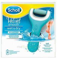 Acheter Scholl Velvet Smooth Wet&Dry Râpe électrique rechargeable à Bordeaux