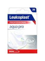 Leukoplast Aqua Pro Pans Adhésif Imperméable Assortis B/20 à Bordeaux