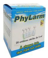 PHYLARM, unidose 2 ml, bt 28 à Bordeaux