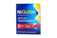 NIQUITIN 7 mg/24 heures, dispositif transdermique à Bordeaux