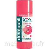 Dermophil Indien Kids Protection Lèvres 4g - Bubble Gum