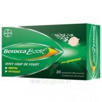 Acheter Beroccaboost Comprimés effervescents B/20 à Bordeaux