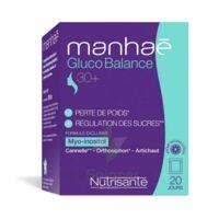 Acheter Manhaé Gluco Balance Poudre 20 Sachets à Bordeaux