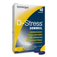 D-STRESS Sommeil Comprimés B/40 à Bordeaux