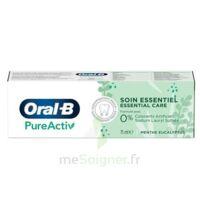 Acheter Oral B Pureactiv Dentifrice soin essentiel T/75ml à Bordeaux