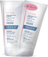 Ducray Ictyane Crèmes Duo 2 X 200ml à Bordeaux