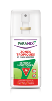 Paranix Moustiques Spray Zones Tropicales Fl/90ml à Bordeaux