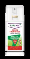 Paranix Moustiques Spray Zones Tropicales Fl/90ml à Bordeaux