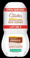 Rogé Cavaillès Déodorants Déo Soin Dermatologique Roll-on 2x50ml à Bordeaux