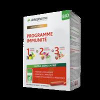 Arkofluides Bio Ultraextract Coffret Programme Immunité 3x10 Ampoules/10ml à Bordeaux